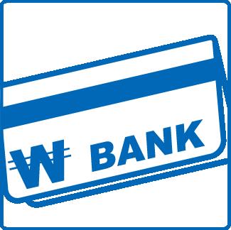 韓国での銀行口座開設も代行します